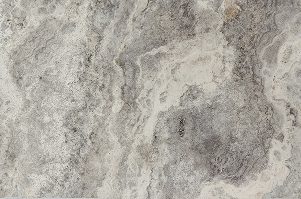 Azar Shahr Travertine Silver